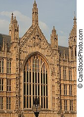 Houses Of Parliament - Detail - London
