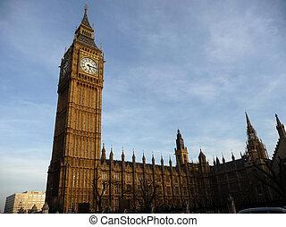 Houses Of Parliament  - Houses of Parliament in London.
