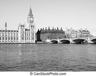 Houses of Parliament London