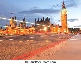 Houses of Parliament Westminster Palace London gothic ...