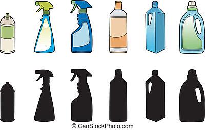 Houseware - all detergents