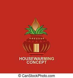 housewarming, pojęcie