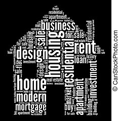 Housing and property graphics