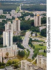 Housing estates in Vilnius - Housing estates in Lazdynai...