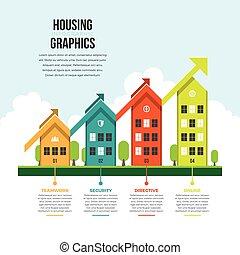 Housing Graphic Infographic