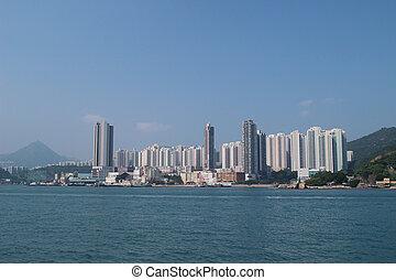 housing in Yau Tong ,Hong Kong
