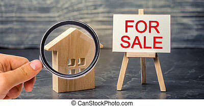 """housing., maison, vrai, bois, sale""""., agent, dollars, inscription, home., affordable, agent immobilier, apartments., vente, propriété, services., propriété, """"for"""