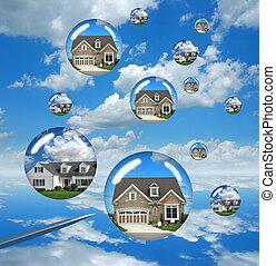 Housing Market Troubles - Housing market troubles...