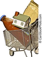 Housing price market