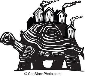 Housing Turtle
