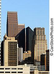 houston, 超高層ビル