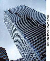 Houston Downtown Sky scrapers
