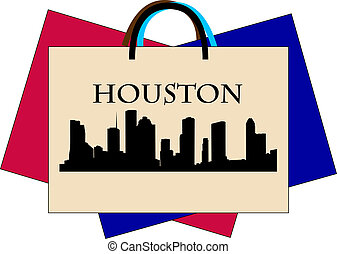 Houston shopping