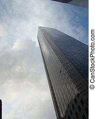 Houston Sky Scrapers - Houston Downtown Sky Scrapers