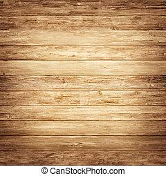 hout, achtergrond, parket