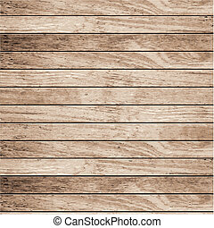 hout, achtergrond, plank, vector