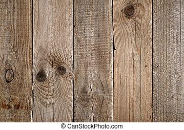 hout, achtergrond, schuur