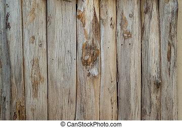 hout, grondslagen, achtergrond, textuur