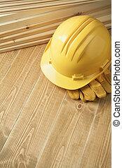 hout, grondslagen