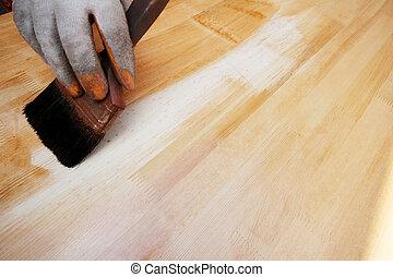 hout laminate vloeren