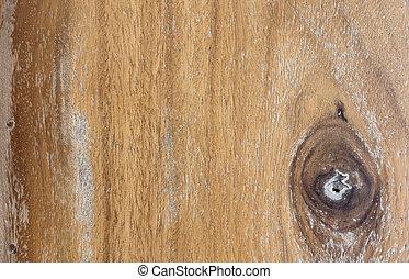 hout, oog, textuur