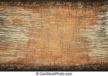 hout, oud, houten textuur, achtergrond, boon, oud