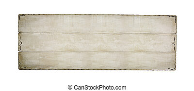 hout, plank