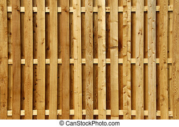 hout, privacy, omheining