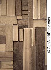 hout, samenstelling