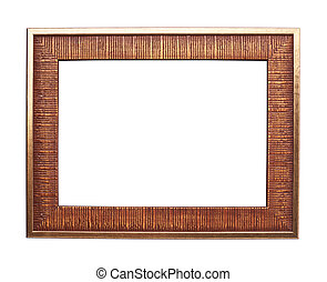houten afbeelding omlijsting, vrijstaand