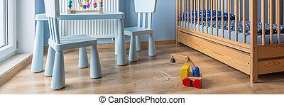 houten, baby speelgoed, kamer