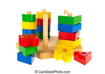 houten, babyspeelgoed