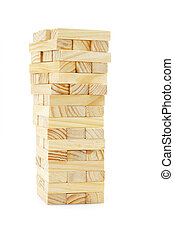 houten, gebouw, toren stremmingen