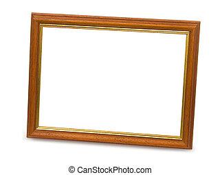 houten, het blijven, frame