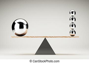 houten, het in evenwicht brengen, gelul, ontvangenis, plank