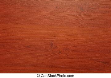 houten, oppervlakte
