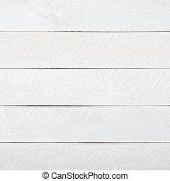 houten, ouderwetse , witte , tafel