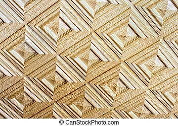 houten, plafond