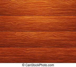 houten raad, achtergrond