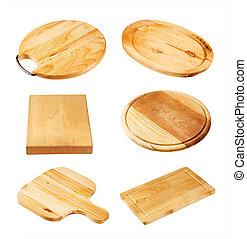 houten, scherpe raad