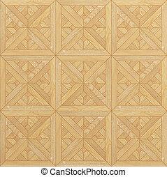 houten, seamless, textuur, vloer