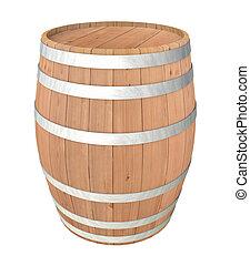 houten vat