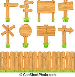 houten, voorwerpen