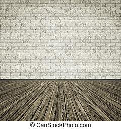 houtenvloer, achtergrond, beeld