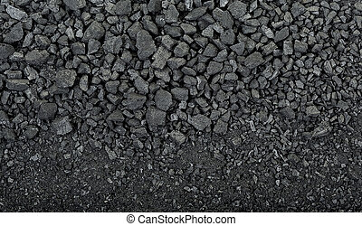 houtskool, achtergrond, op, textuur, afsluiten