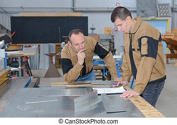 houtwerk, workshop