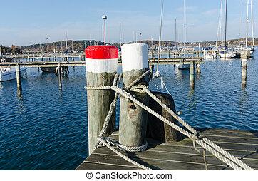 Hovas marina in gothenburg sweden