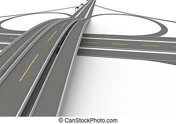 hovedkanalen, interchange