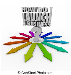 How Do I Launch a Business New Company Entrepreneur