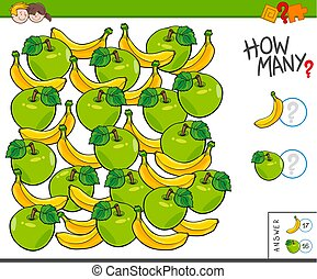 how many educational counting game for children